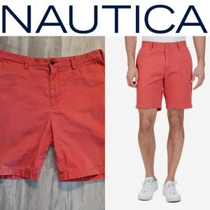 Nautica Salmon Shorts